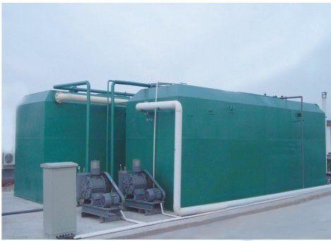 一体化污水处理设备价格
