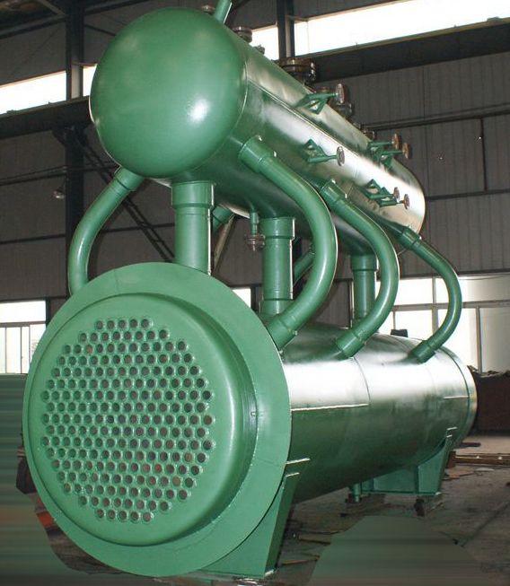 烟管式余热蒸汽锅炉