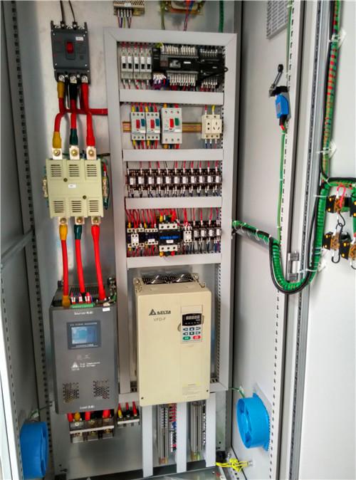 智能温度控制柜