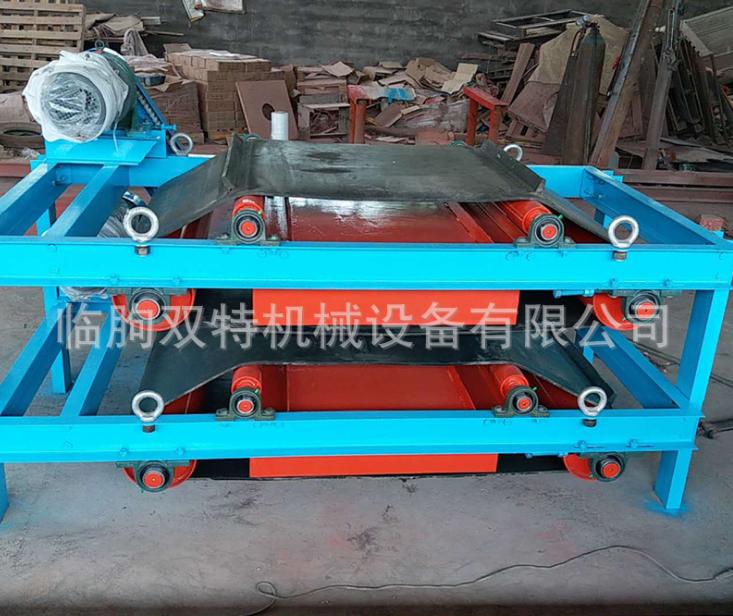 带式除铁器 永磁自卸式除铁器RCYD永磁带式除铁器 全自动除铁器