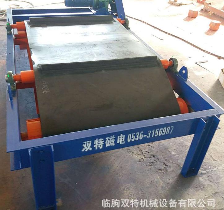 直销永磁自卸式除铁器 水泥建材煤矿输送带专用悬挂大磁铁RCYD