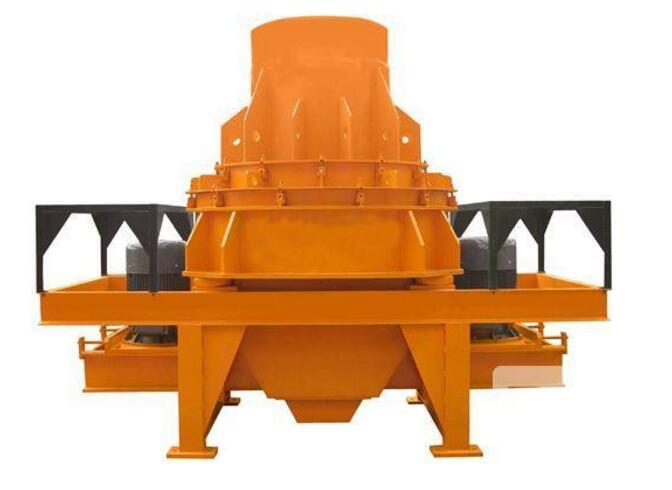 反击式制砂机结构设计