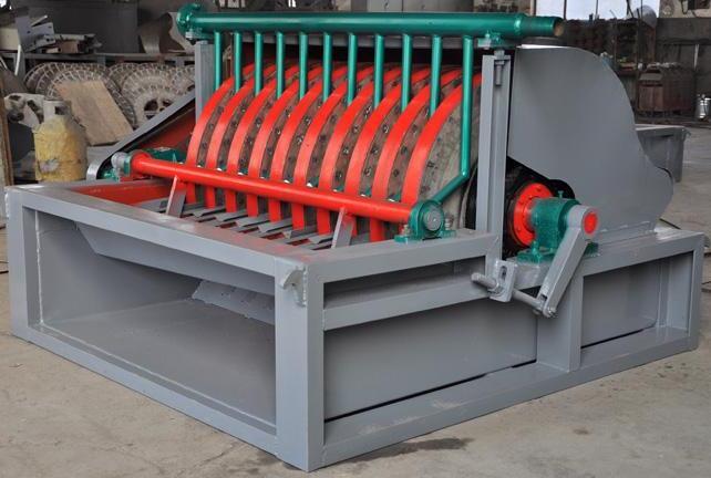 尾矿回收机特征