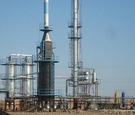 炼油设备厂