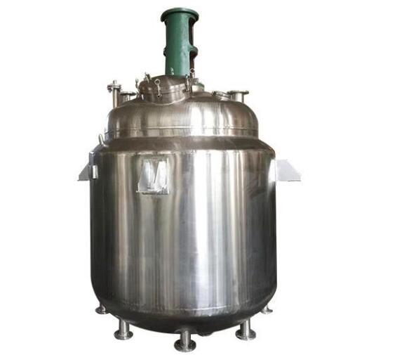 不锈钢反应釜结构型式
