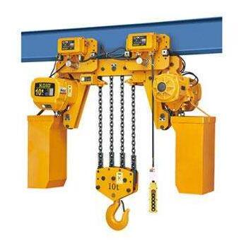 环链电动葫芦优势