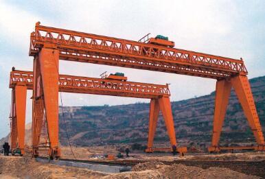 桥式起重机型号