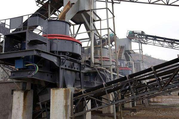 制砂机生产线安装