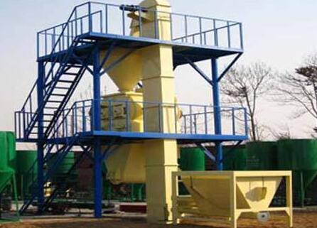 干粉砂浆设备计量配料