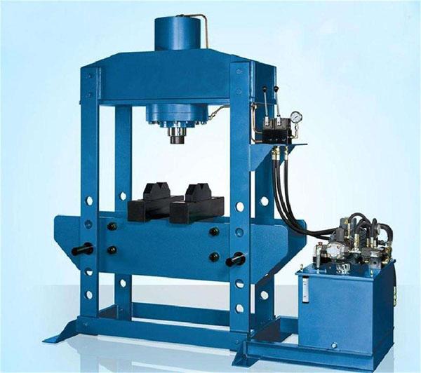 液压机改造