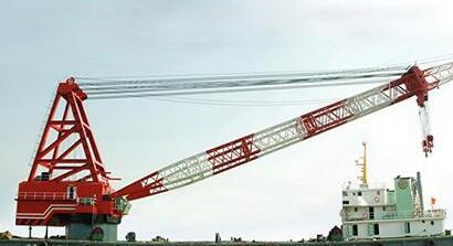 港口起重机适用范围