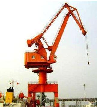 港口起重机优势