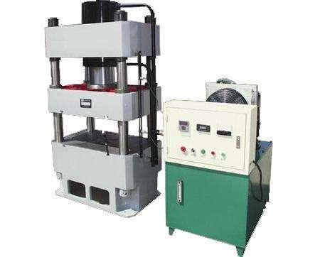 四柱液压机泵站