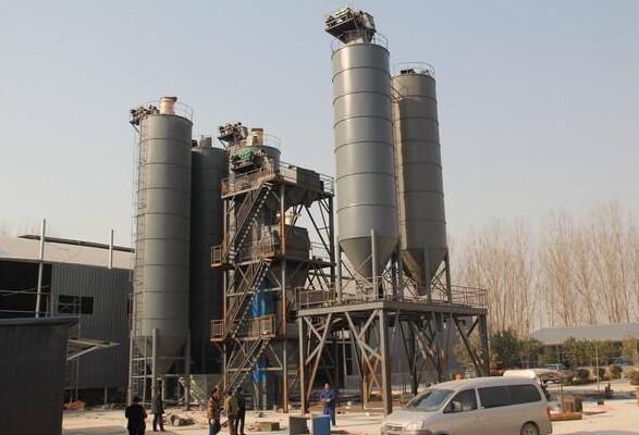 预拌砂浆设备作用