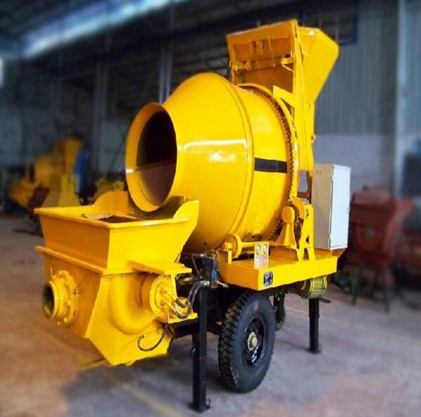 混凝土输送泵操作