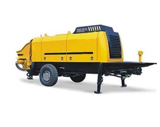 混凝土输送泵选购