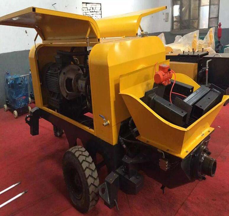混凝土输送泵配管设计