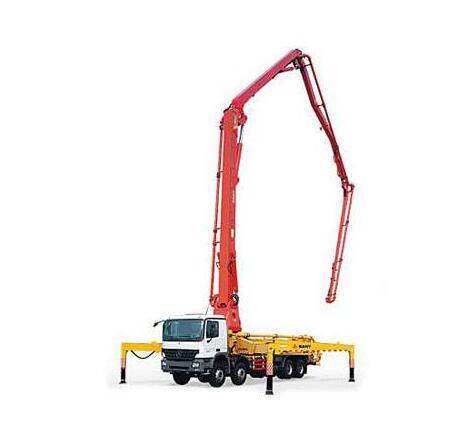 小型混凝土泵车操作注意事项