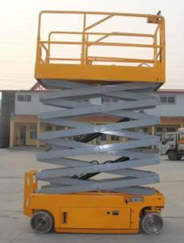 液压升降机结构