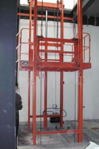 导轨式升降机使用范围