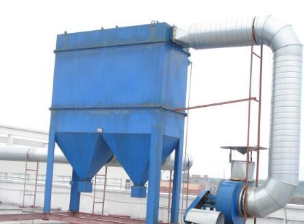 静电除尘器结构