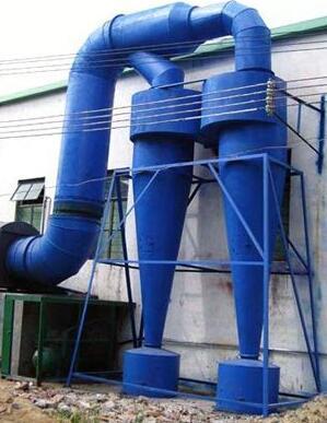 旋风除尘器结构
