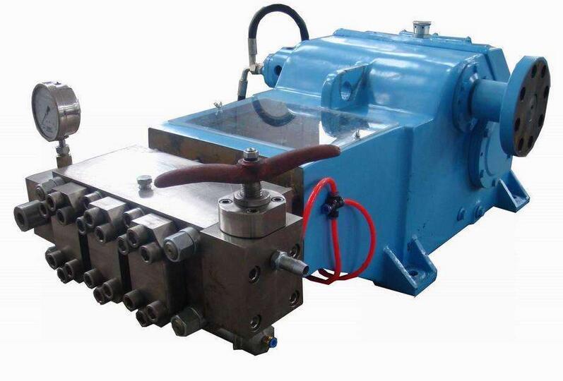 高压泵简介