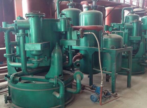 废机油处理设备特点