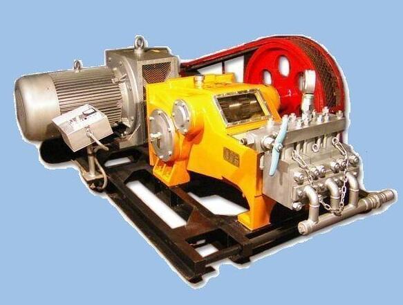 高压泵操作规程