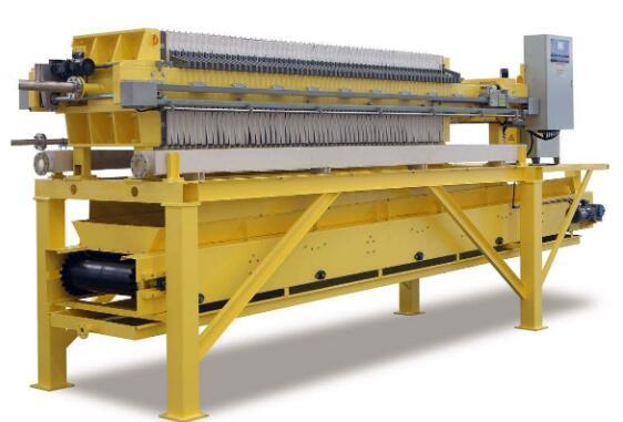 板框压滤机型号