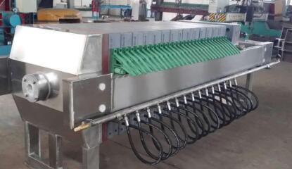 厢式压滤机型号