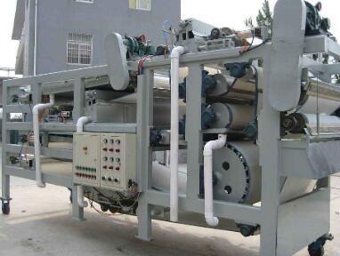带式压滤机选型