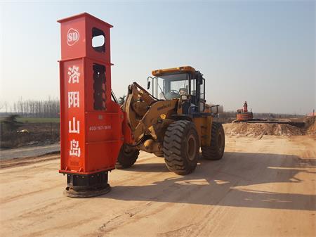 装载机液压夯 装载机液压夯实机挖掘机液压夯