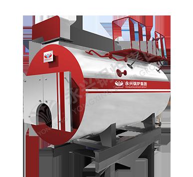 超低氮冷凝燃气蒸汽锅炉