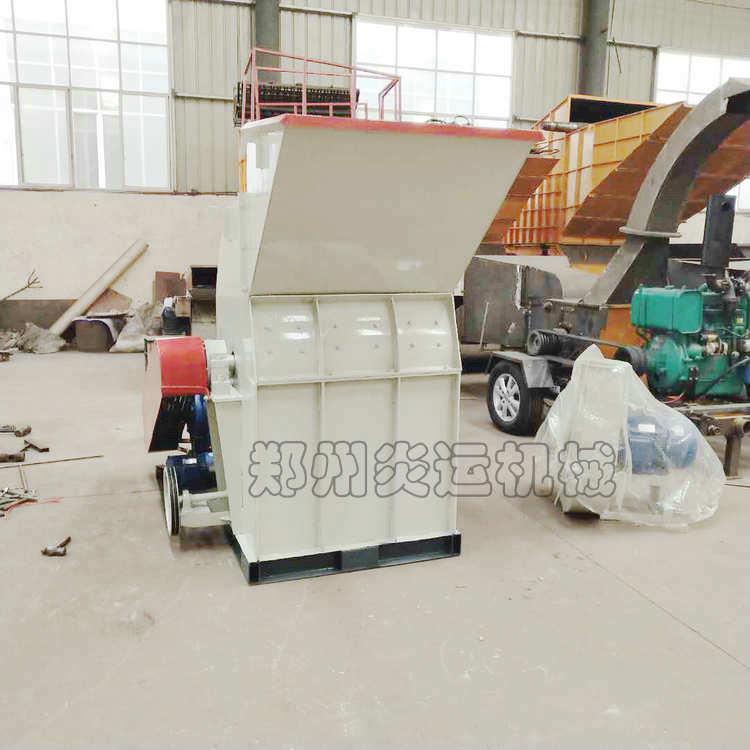 厂家直销木板边角料粉碎锯末机 木材粉碎机械厂家