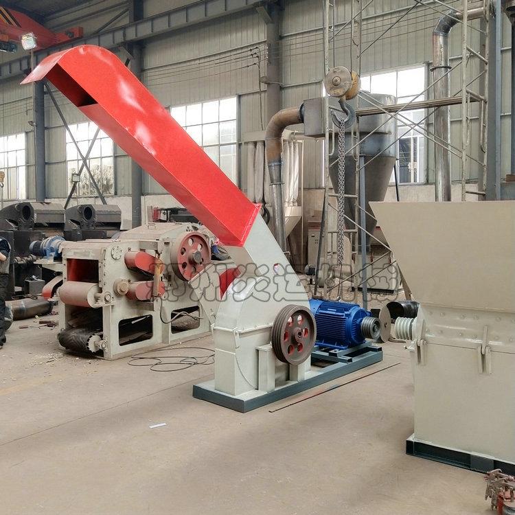 供应盘式木材削片机 电厂专用木材破碎机