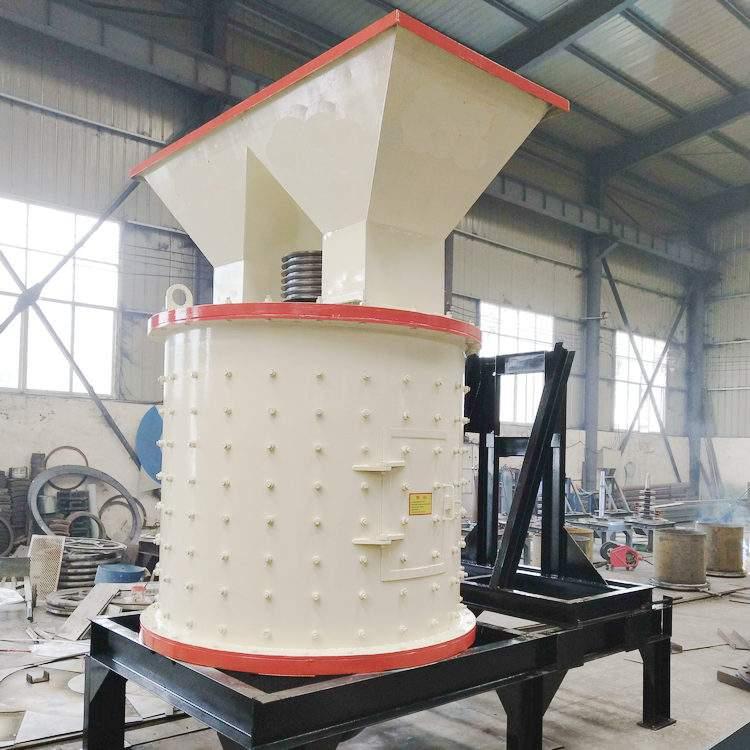 立轴制砂机
