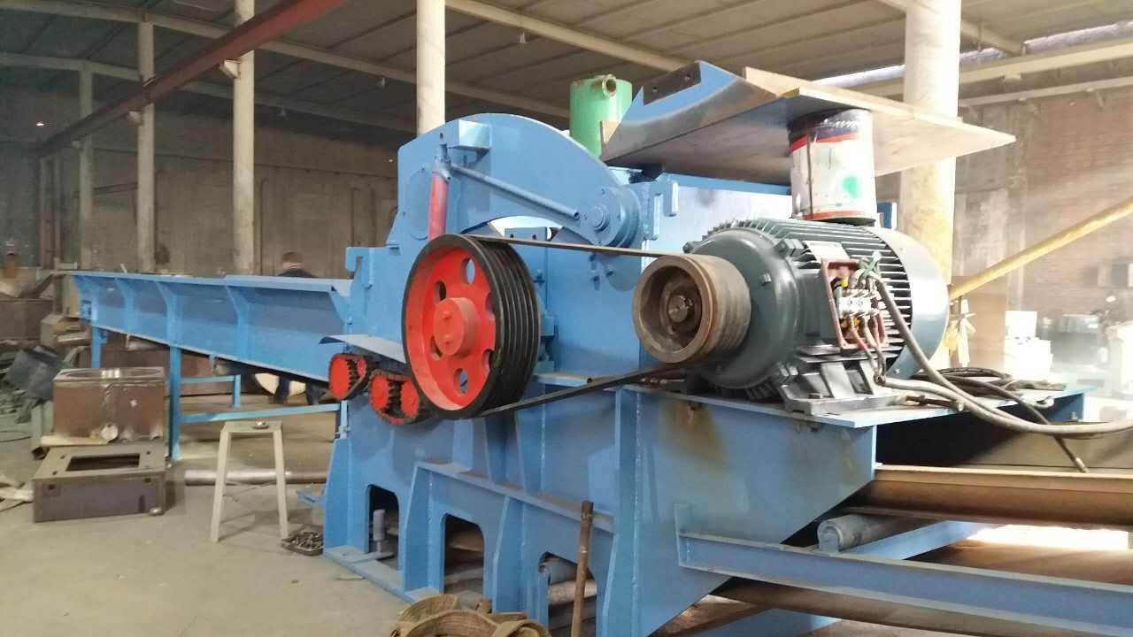 河北智皓带铁粉碎机,800型 厂家定制 高产低耗