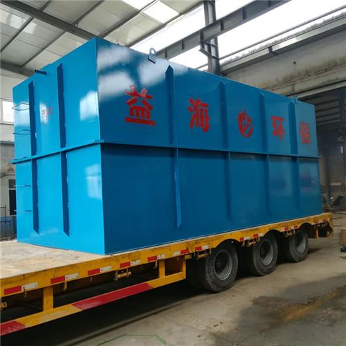 食品厂污水处理设备_鸡鸭养殖场废水处理设备
