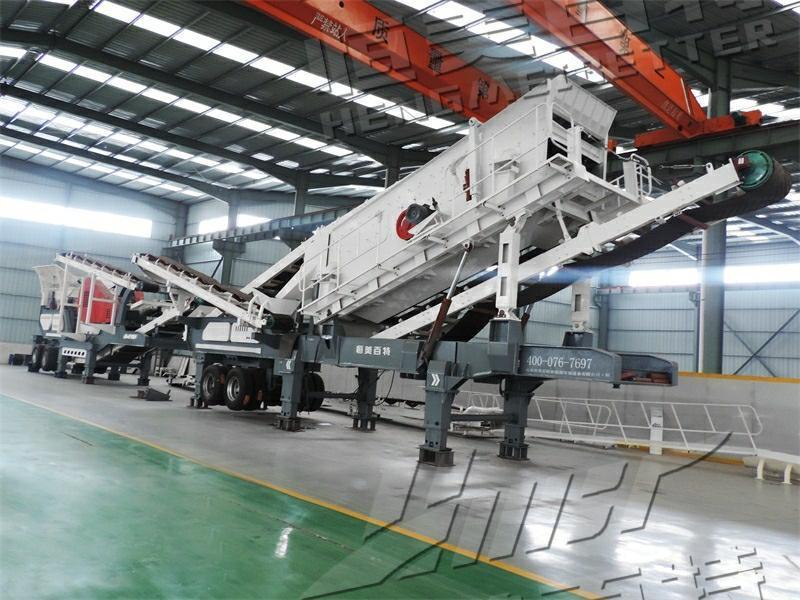 恒美百特石料破碎机厂家 高硬度花岗岩破碎机操作方便