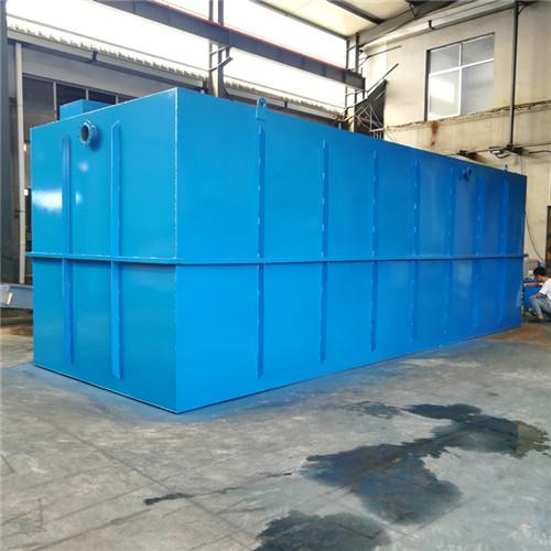 塑料颗粒废水处理设备_农村生活污水处理设备