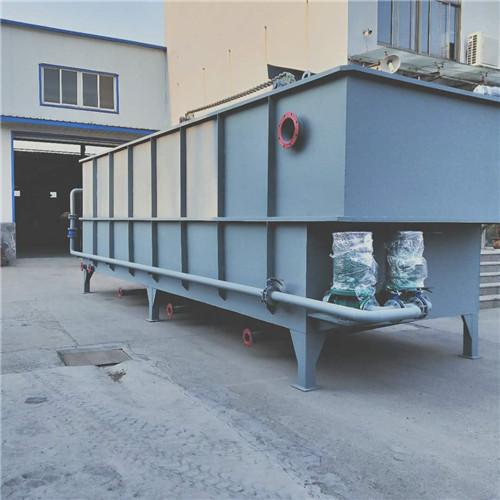 高效溶气气浮机_屠宰厂养殖场污水处理设备