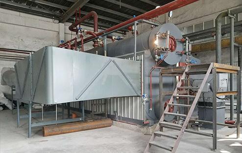 SZS系列低氮冷凝节能型燃(气)蒸汽锅炉