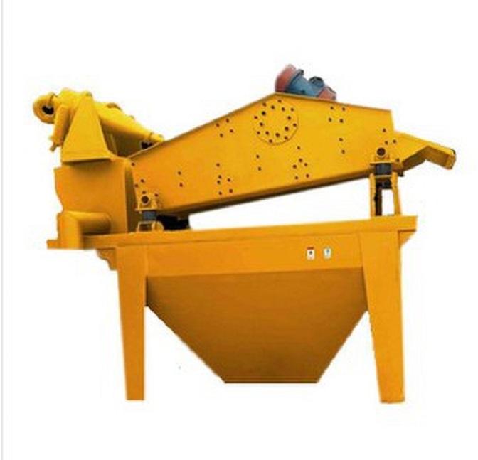 洗沙(石粉)尾水处理零排放系统