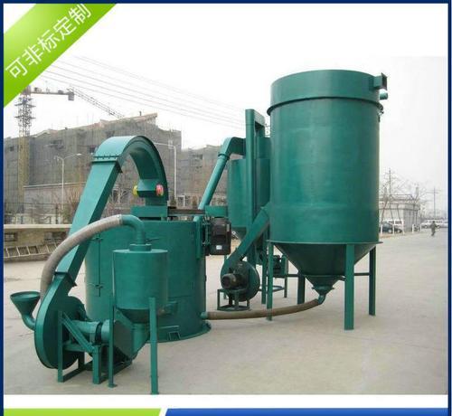 立式气流筛-重钙粉除杂专用气流筛分机生产厂家-提供方案图纸价格