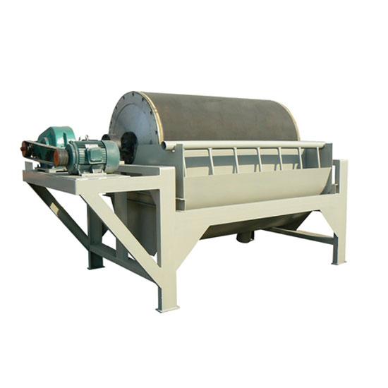 磁选机-铁铝矿粉分离干湿式磁选机生产厂家-提供方案图纸价格