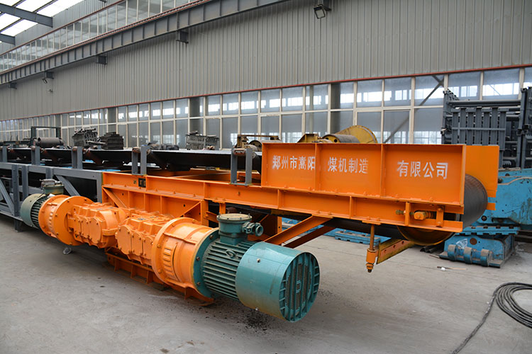 650带式输送机 胶带输送机厂家 嵩阳煤机