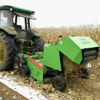 打捆机生产厂家 农业机械推广合格打捆机 小麦秸秆捡拾打捆机玉米秸秆粉碎打捆收割机
