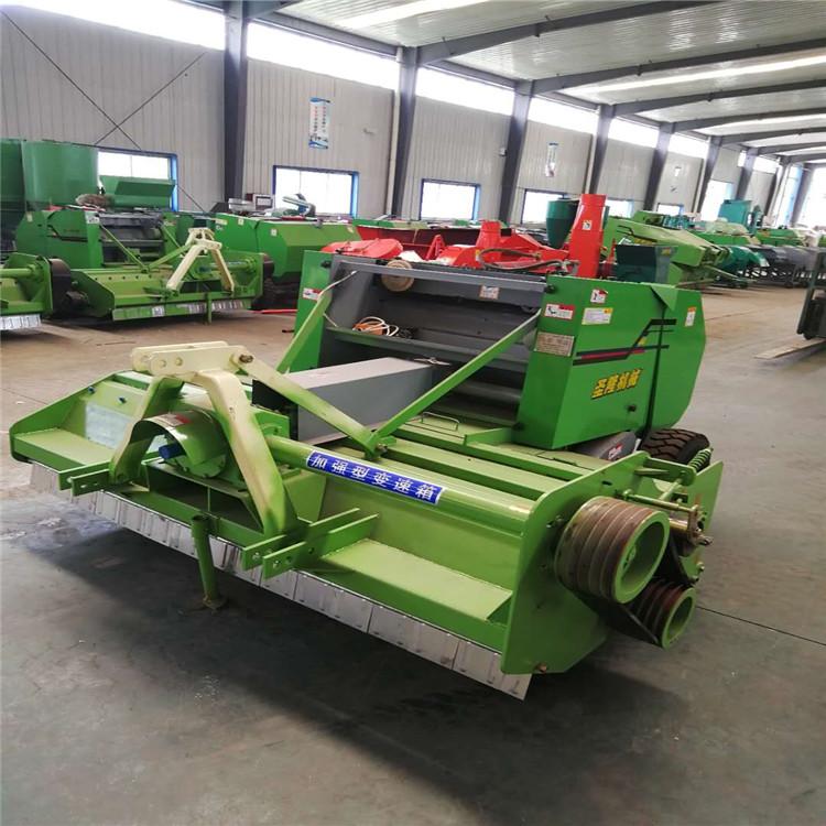 麦草秸秆粉碎打捆机 ,圣隆机械 粉碎打捆机 ,厂家直销