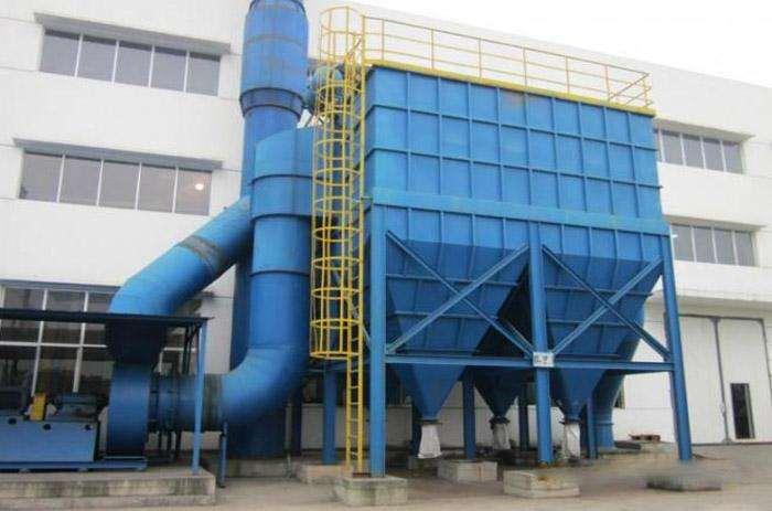 布袋除尘器-生物质燃煤锅炉烟尘废气处理脉冲除尘设备生产厂家直销